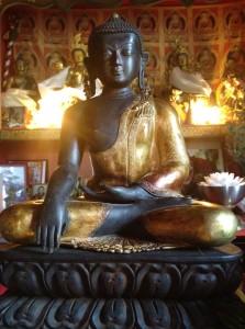 Tibetan Gompa
