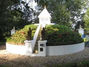 Pauenhof-Stupa