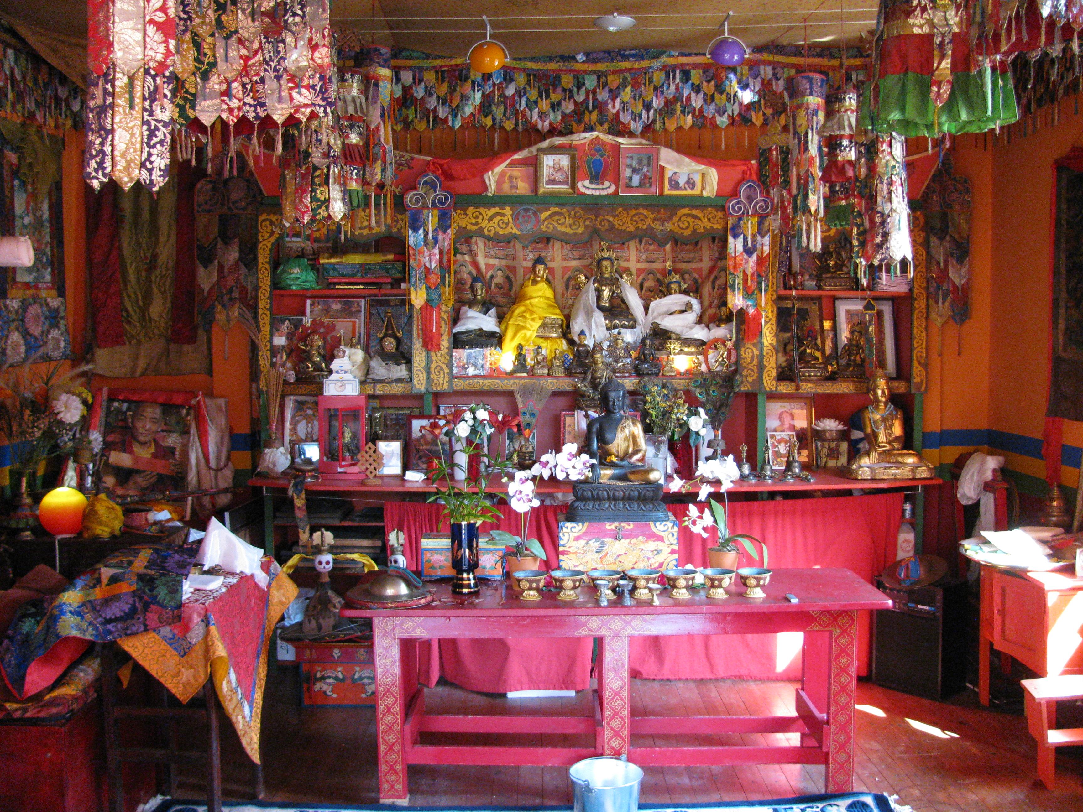 buddhisten im alltag